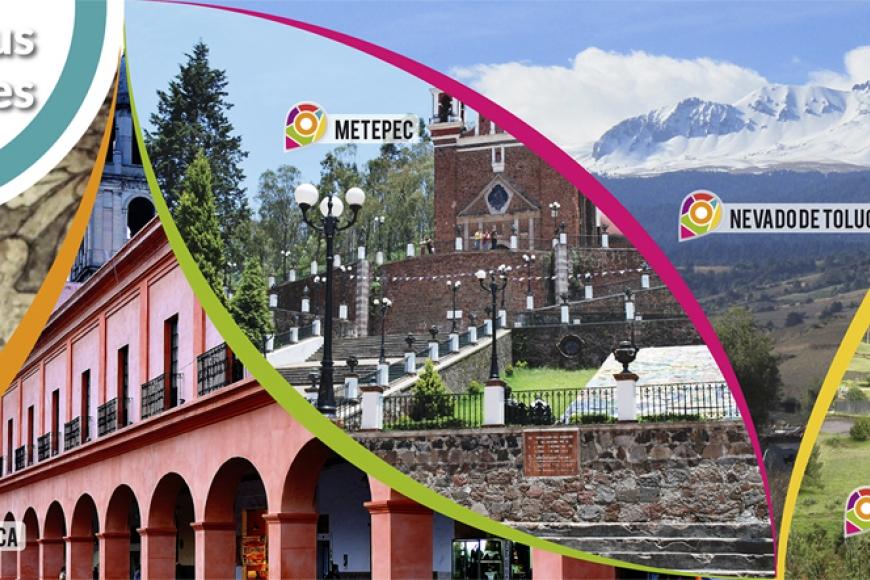 Corredor Toluca y sus alrededores