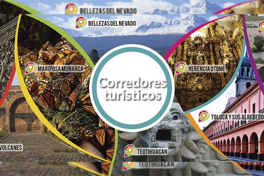 Corredores Turísticos del Estado de México