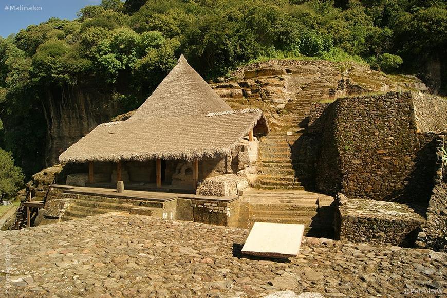 Una experiencia mística en Malinalco